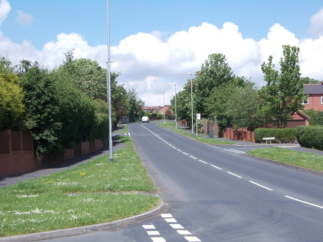 Constable Road - Westerton Road