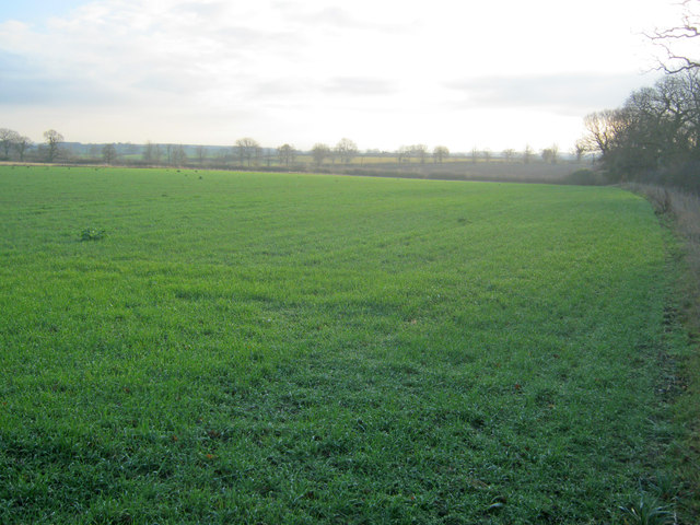 Arable land at Gelscoe Lodge Farm