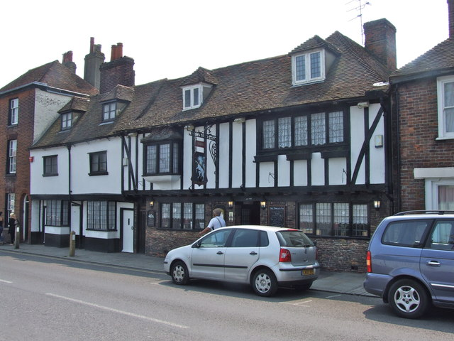 The Unicorn, Canterbury