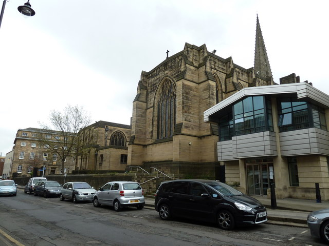 A perambulation around Sheffield's Anglican Cathedral (20)