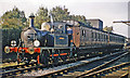 TQ4023 : Ex-SE&CR 'Bluebell' on Bluebell Railway at Sheffield Park by Ben Brooksbank