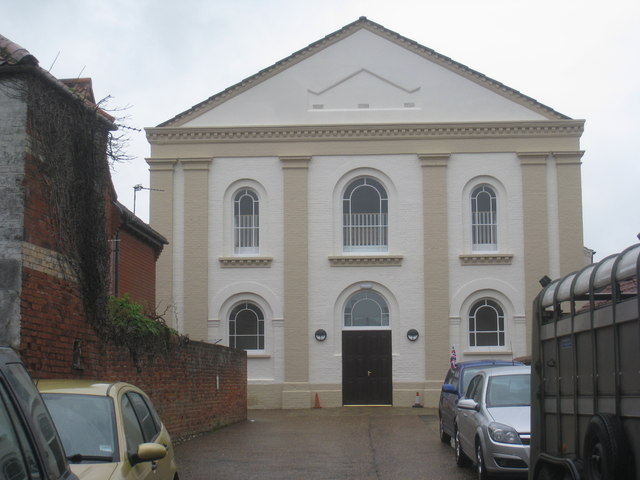 Dereham Baptist Church