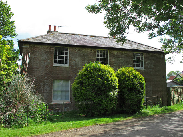 Marsh Farm: former White Horse Inn