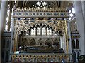 SX9292 : Tomb of Walter Bronescombe, Bishop of Exeter by Rob Farrow