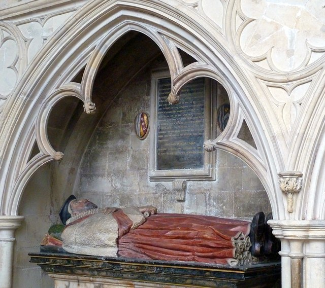 Tomb of Judge John Dodderidge