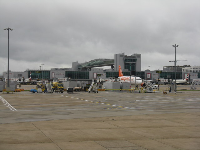 Gatwick North Terminal Restaurants Before Security