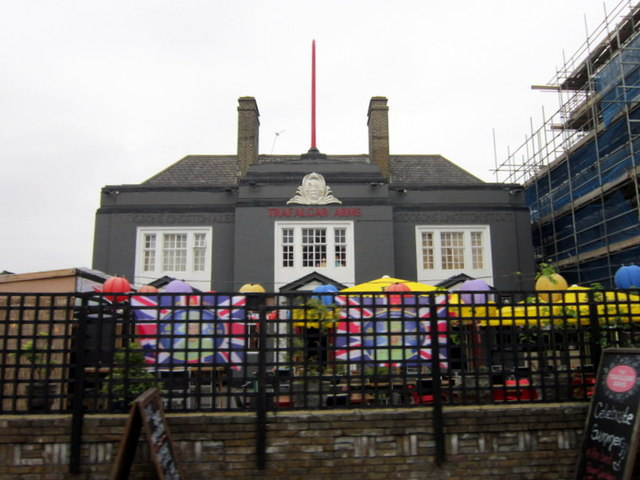 The Trafalgar Arms, Tooting High Street