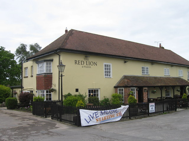 The Red Lion, Winfrith Newburgh