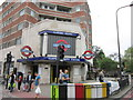 TQ2874 : Clapham South Underground Station by Ian S