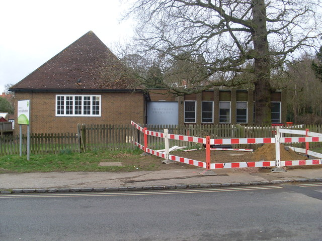 Woburn Sands Telephone Exchange (2)