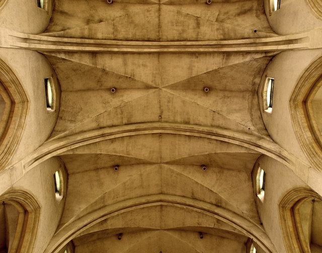 Guildford Cathedral's Ceiling