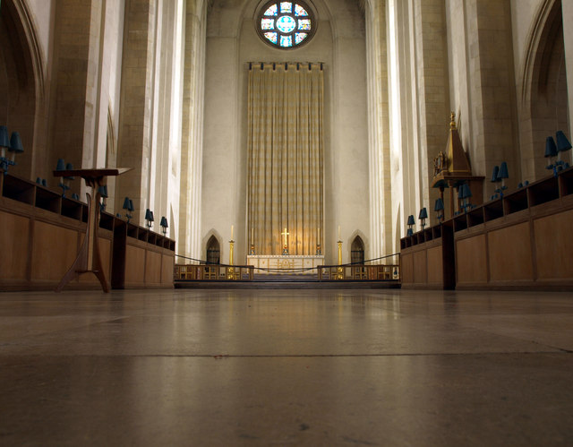 The Altar in Guildford Cathedral