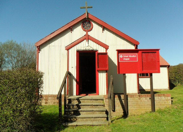 Chapel, Museum of East Anglian Life, Stowmarket