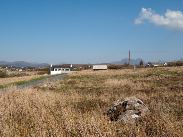 Moorland at Port Henderson