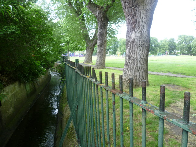 Norbury Brook and Thornton Heath Recreation Ground