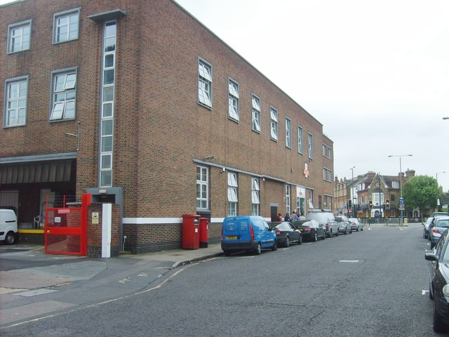 Bromley Delivery Office