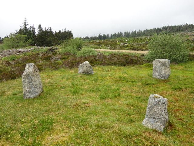 Aucheleffan Stone Circle