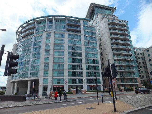 St George Wharf Vauxhall Bridgefoot