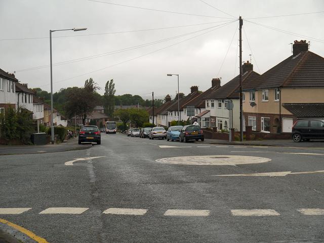 Sunny Bank Road