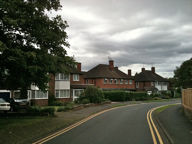 Summervale Road, West Hagley