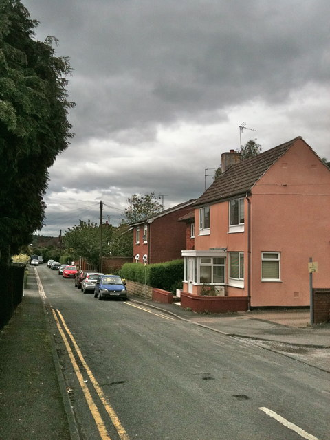 Chapel Street, West Hagley