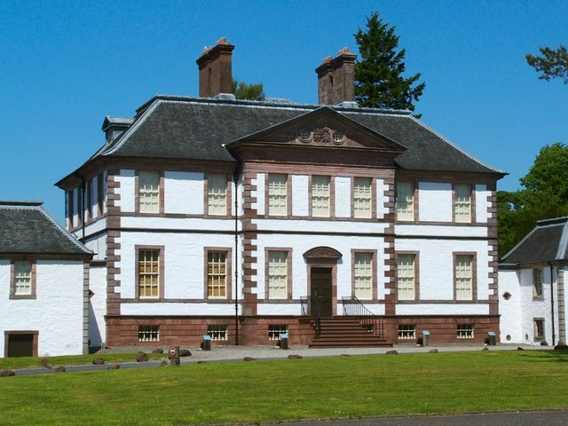 Strathleven House (main building)