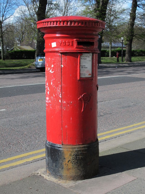 Victorian postbox, Lewes Road, BN1
