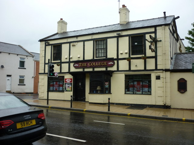 The College public house, Wakefield