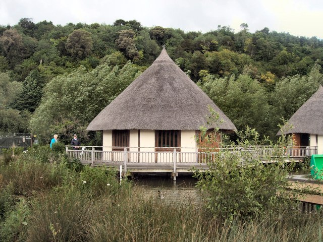Outlook In Building, Arundel WWT