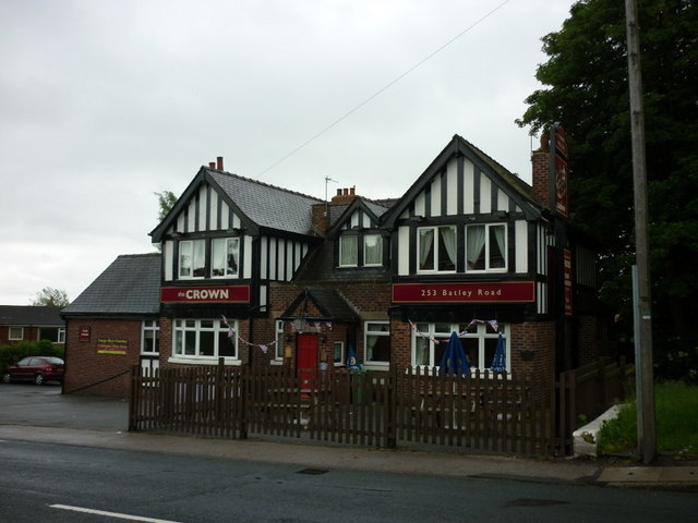 The Crown on Batley Road