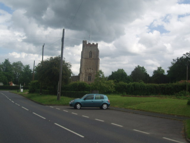 St.Mary's Church at Dennington
