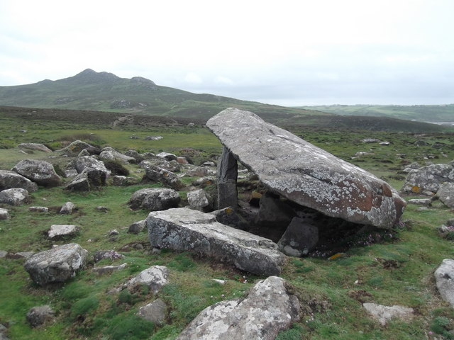 Coetan Arthur / Arthur's Quoit
