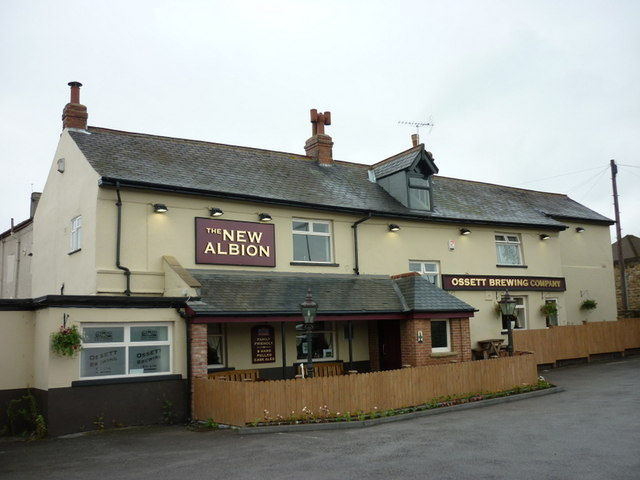 The New Albion, Alverthorpe