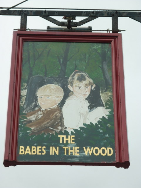 The Babes in the wood, Soothill Lane