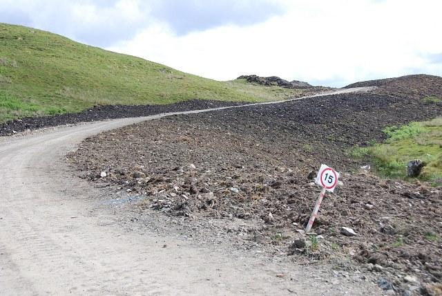 Climbing around Cruach nan Dearg