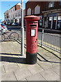 TA1866 : Bridlington: postbox № YO15 12, Cliff Street by Chris Downer
