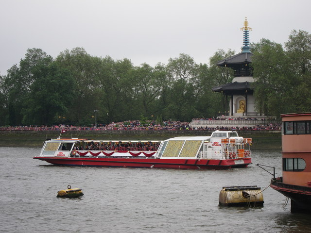 Music boat, Jubilee Pageant