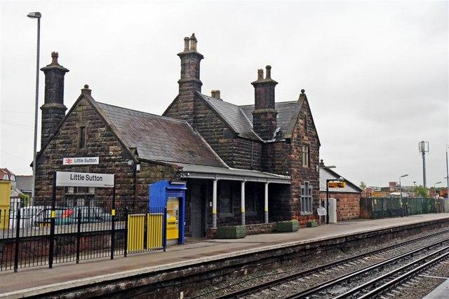 Station Building Little