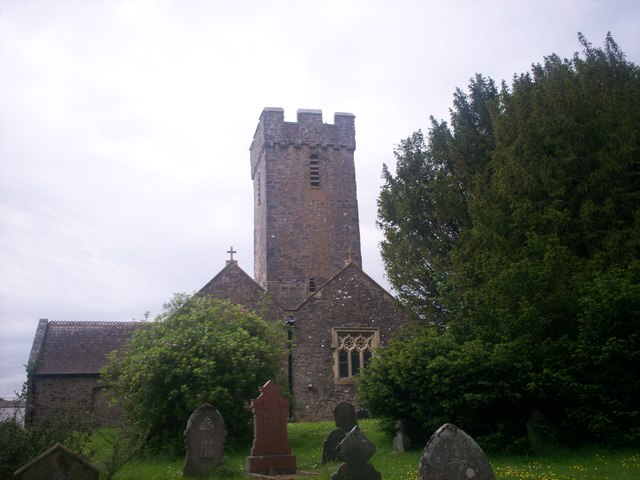 St Elidyr Church Amroth