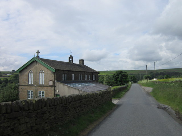 A former church on Bradshaw Lane