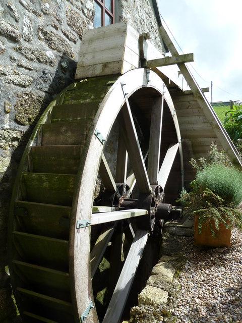 Trewey Watermill, Zennor