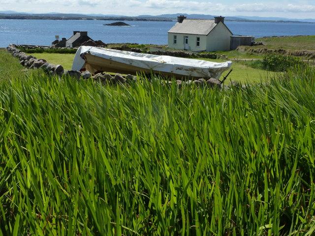 Owey Island Home