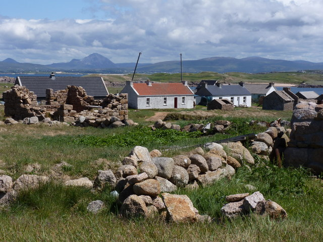 Homes on Owey