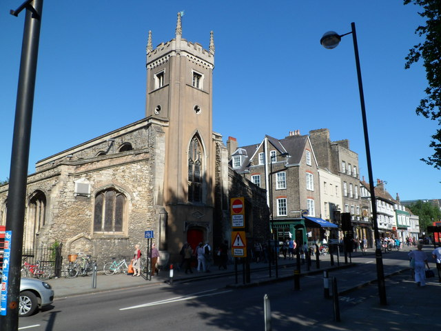 Parish Church of St. Clement, Cambridge