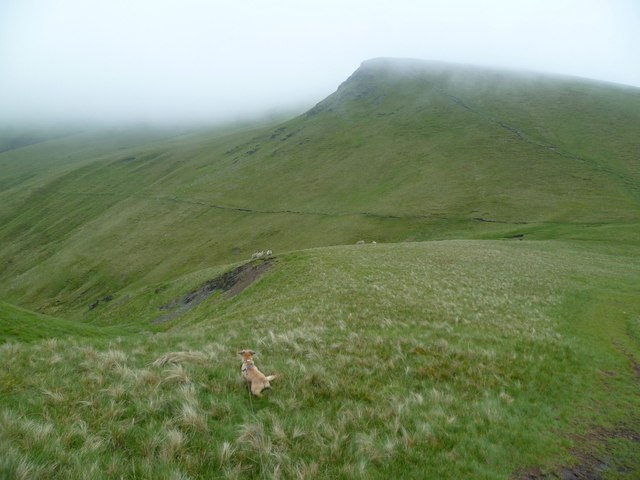 Col Between Bannerdale Crags and Blencathra