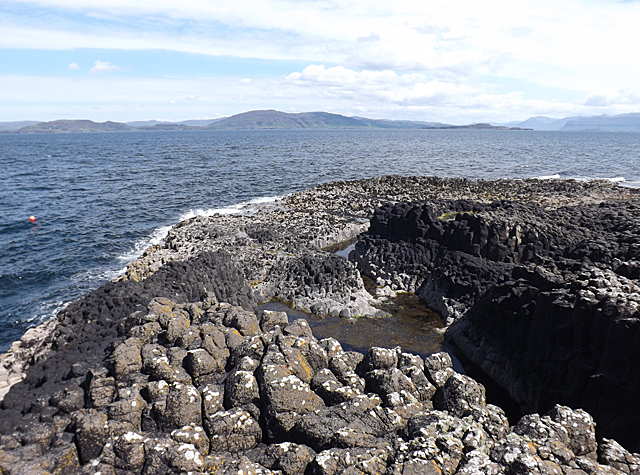 North Tip of Staffa