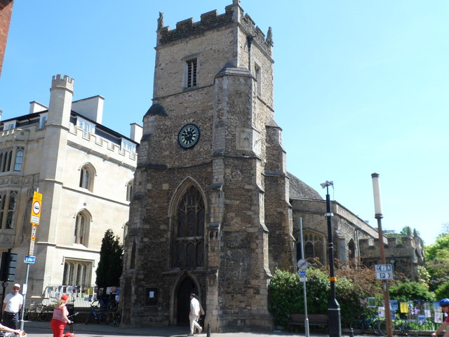 St. Botolph's Parish Church, Cambridge