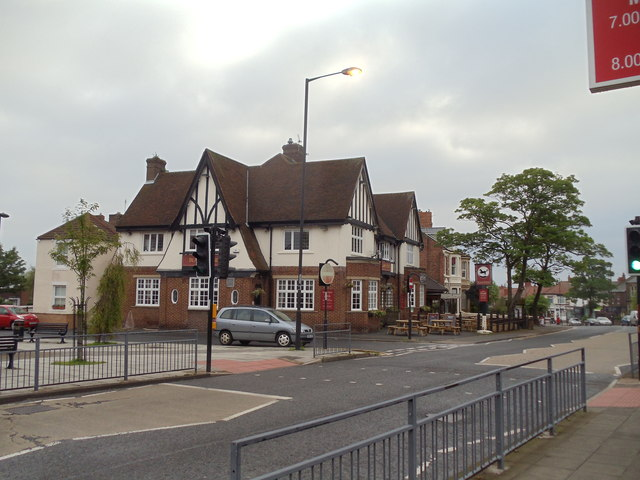 Black Horse, Monkseaton