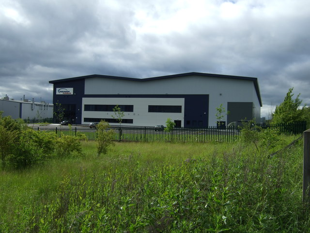 Industrial unit near Gainsborough