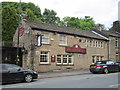 SD9906 : The Navigation Inn, Dobcross, Uppermill by Ian S